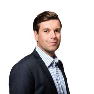 Redaktören Daniel Olin.