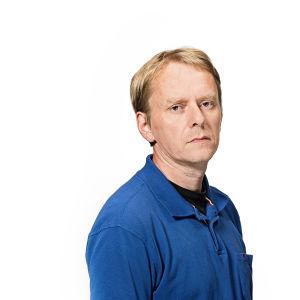 Redaktören Anders Mård.
