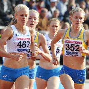 Karin Storbacka, Sveigekampen 2013.