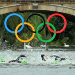 Simning i triathlon