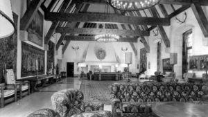 Carinhall oli natsijohtaja Herman Göringin tunnetuin metsästyslinna lähellä Berliiniä.