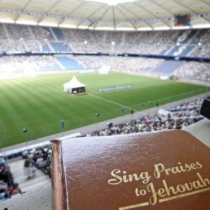 Jehovas vittnen sångbok.