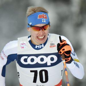 Iivo Niskanen, Ruka 2017.