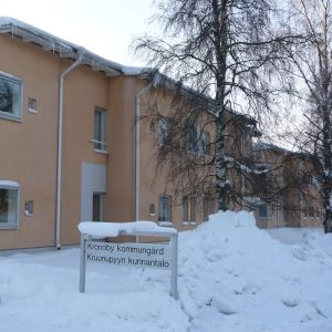 Kommungården i Kronoby