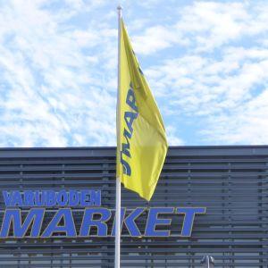 varuboden- och s-market-logo