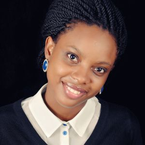 Ayòbámi Adebayo porträtt.