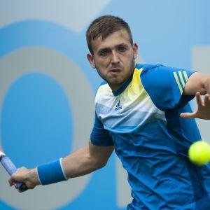 Daniel Evans, brittisk tennisspelare