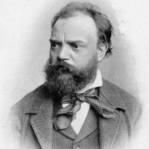 Säveltäjä Antonín Dvořák