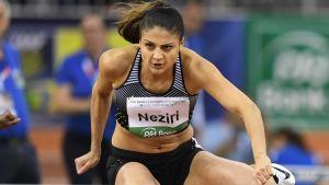 Nooralotta Neziri är snabbt tillbaka på tävlingsbanorna.