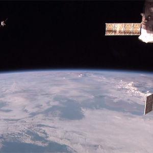 Den internationella rymdstationen