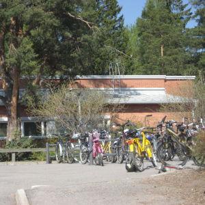 Smedsby skola i Esbo.
