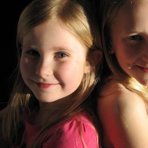 MGP-finalisterna Ellen och Catarina