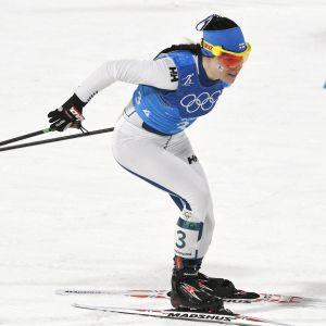 Krista Pärmäkoski i OS