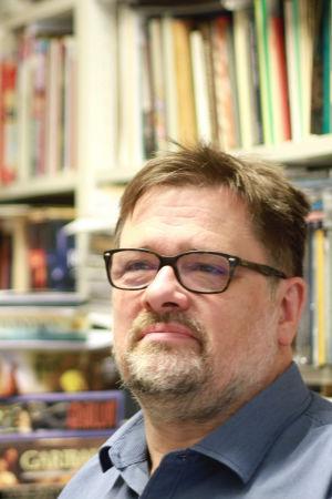 Derek Fewster.