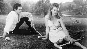 Warren Beatty ja Jean Seberg elokuvassa Lilith