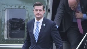 Robert Porter, tjänsteman vid Vita huset