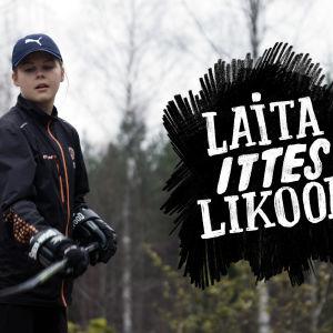 Laita Ittes Likoon promootiokuva