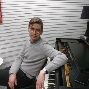 pianisten Víkingur Ólafsson