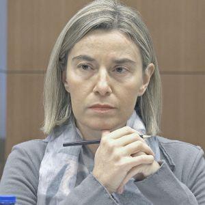 EU:n korkea edustaja Federica Mogherini haluaa luoda Euroopasta turvallisen paikan.