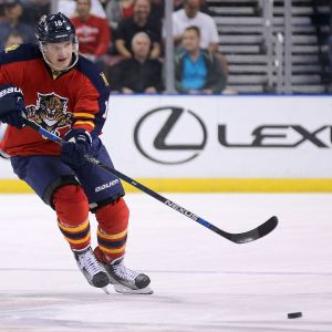 Alexander Barkov, ishockeyspelare i Florida Panthers.