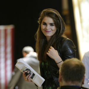 Vita husets fjärde kommunikationschef Hope Hicks.