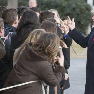 President Donald Trump har fått hård kritik för att han hävde Daca utan att ha utarbetat en invandrarreform i samarbete med kongressen