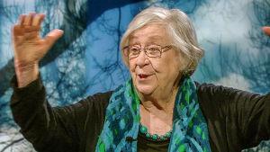 Runoilija, kirjailija Kirsi Kunnas