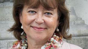 Karin Johannisson proträtt