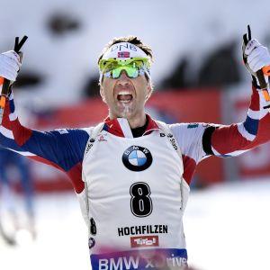 OIe Einar Björndalen.