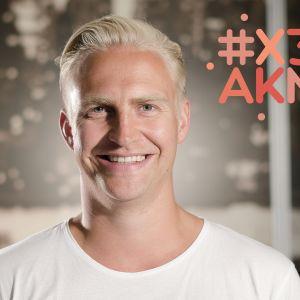 Medieprofilen Janne Grönroos i kampanjen #x3makne