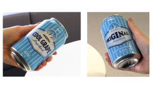 Cool Grape- ja Original Long Drink-tölkit?