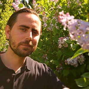 Philip Teir, en av vegas sommarpratare 2014