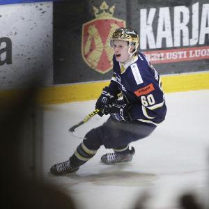 Antti Suomela, Blues, mars 2016.