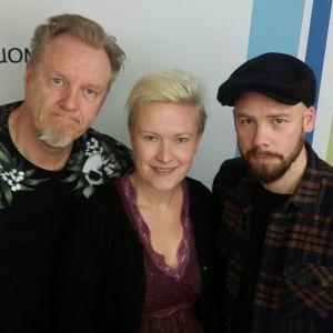 Josper Knutas, Eeppi Ursin ja Jufo Mustonen Levylautakunnassa