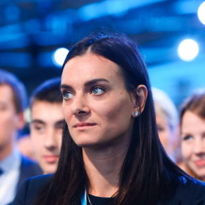 Jelena Isinbajeva.