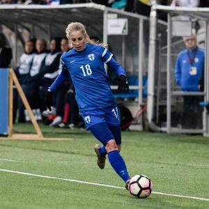 Paris nästa för Linda Sällström?