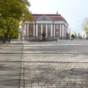 Lilltorget i Åbo.