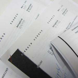 paperikopiot oikeuden tuomioista