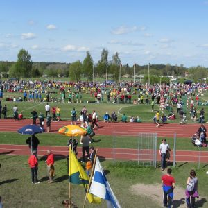 Sjundeå cup besöktes av cirka 7000 personer i helgen.