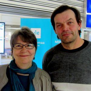 Agneta Glad & Christer Finne