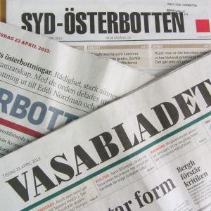 Vasabladet, Österbottens tidning, Syd-Österbotten