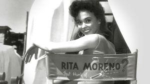 Filmitähti Rita Moreno