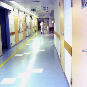 Sjukhuskorridor