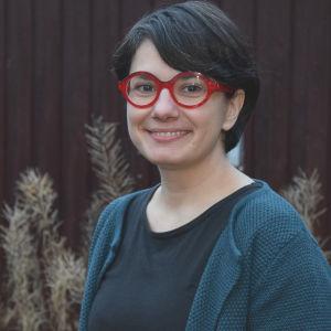 Porträttbild på Eva Tordera Nuño.
