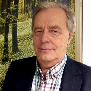 Micael Blomster, företagskonsult