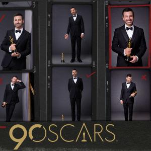 Jimmy Kimmel, Oscar-gaalan 2018 juontaja