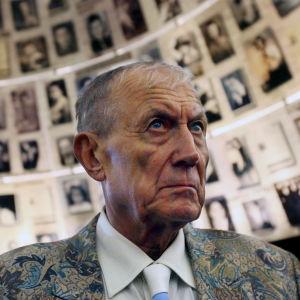Den ryska författaren Jevgenij Jevtusjenko.