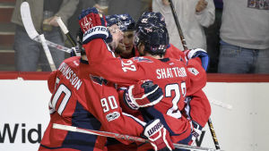 Washington bäst i NHL.