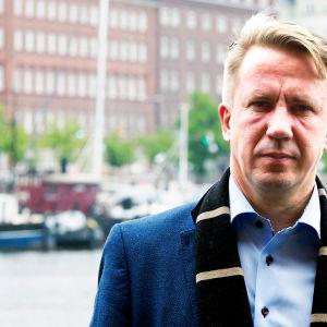 Raimo Sarajärvi är SJK:s största ägare.