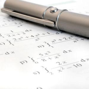 Matematiska formler.